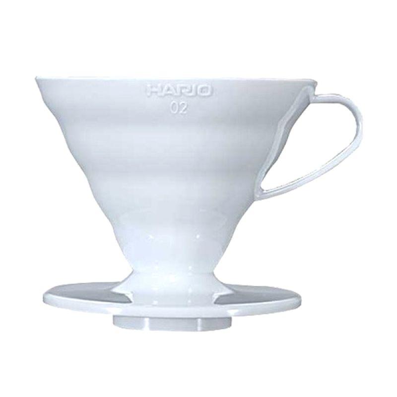 Hario V60 Ceramic VDC-02W White Dripper