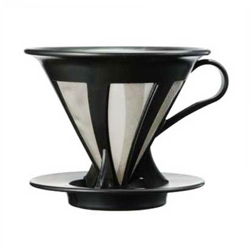 Hario V60 CFOD 02B Metal Filter Dripper