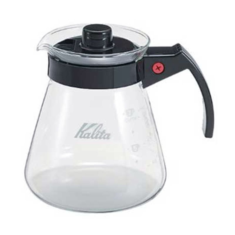 Kalita Hitam Coffee Server N [800 mL]