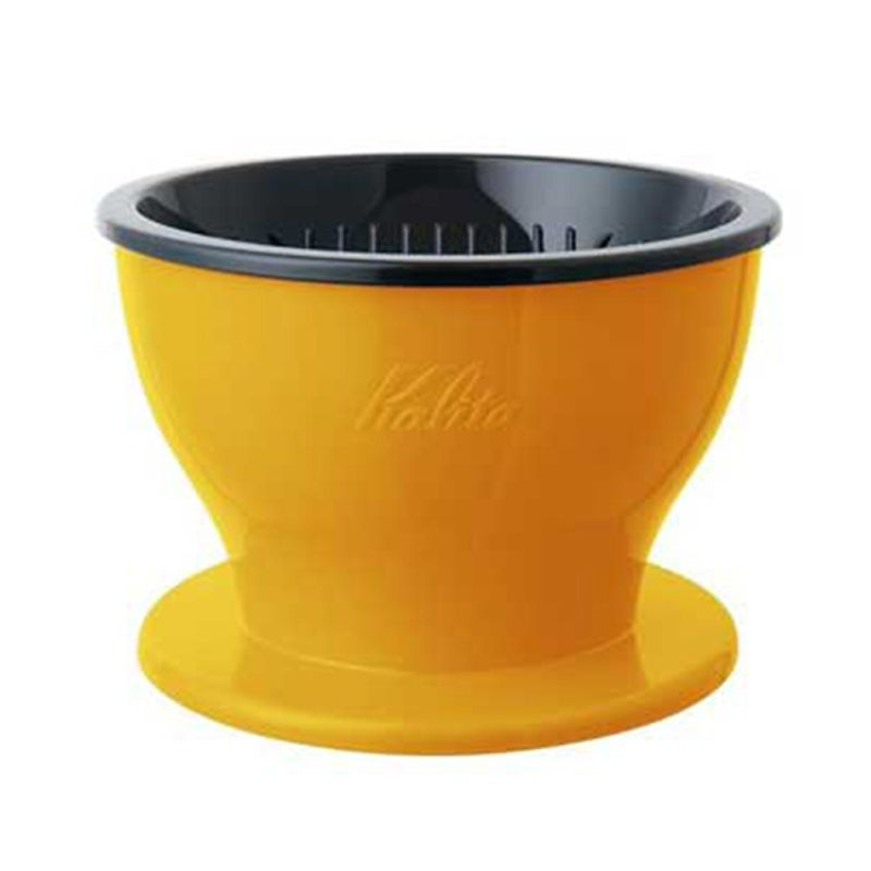 Kalita Dual Yellow Coffee Dripper