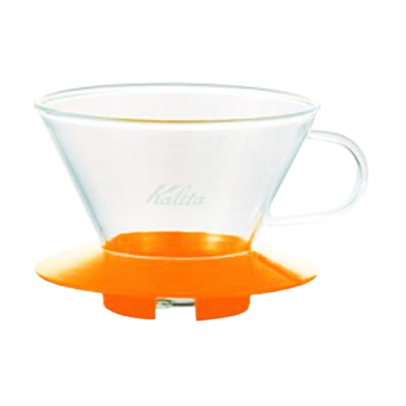 Kalita Glass 185 Kuning Coffee Dripper