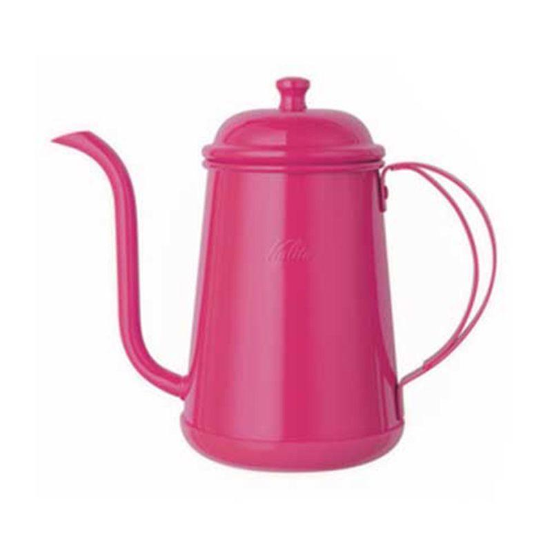 Kalita Narrow Mouthed Pot Pink Teko [700 mL]