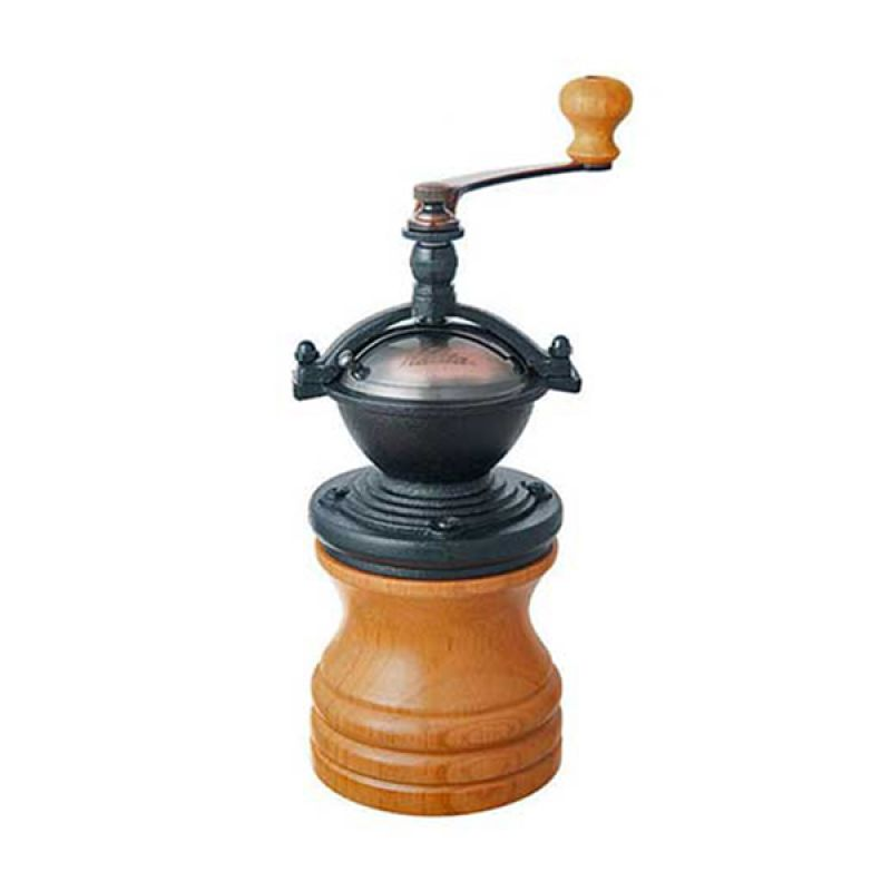 Kalita Mill Natural Black Brown Coffee Grinder