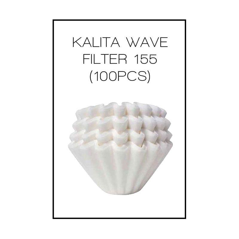 Kalita Wave Filter 155 (100PCS)