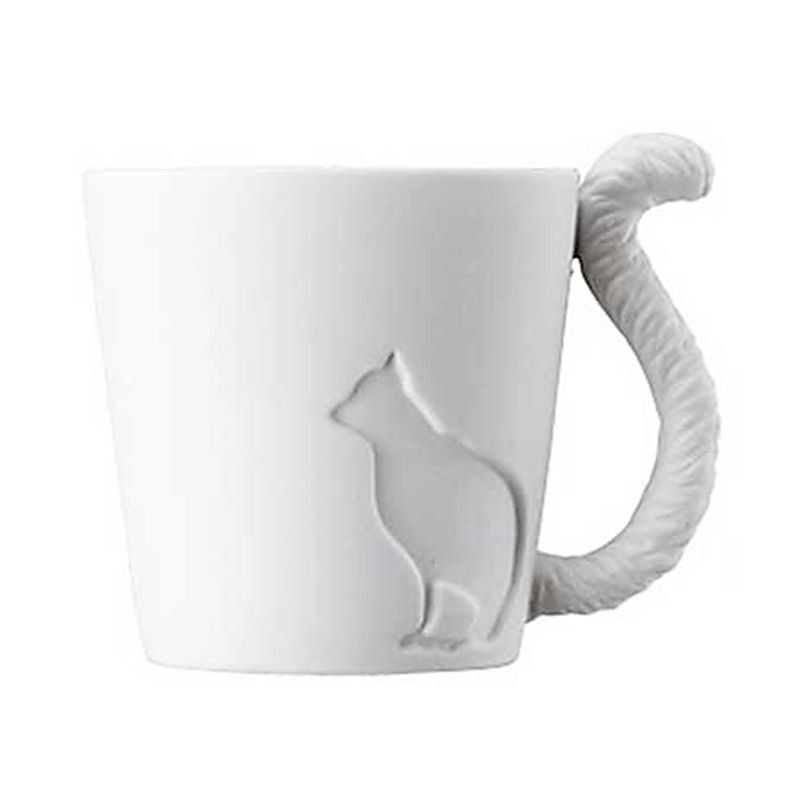 Kinto Cat 16242 White Cangkir