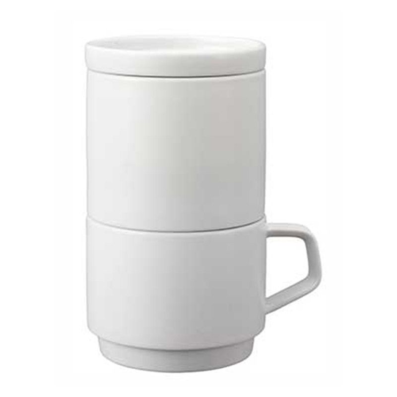 Kinto Faro 7067 White Mug Set