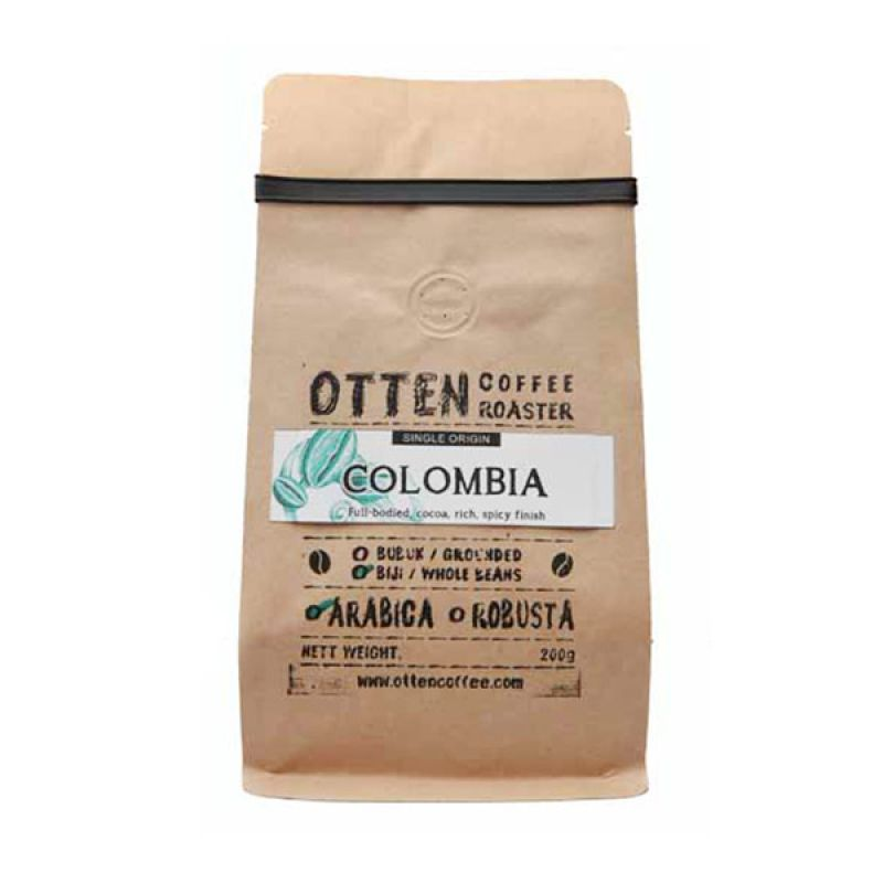 Otten Coffee Arabica Colombia