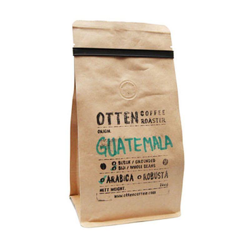 Otten Coffee Arabica Guatemala Beans Kopi [200 g]