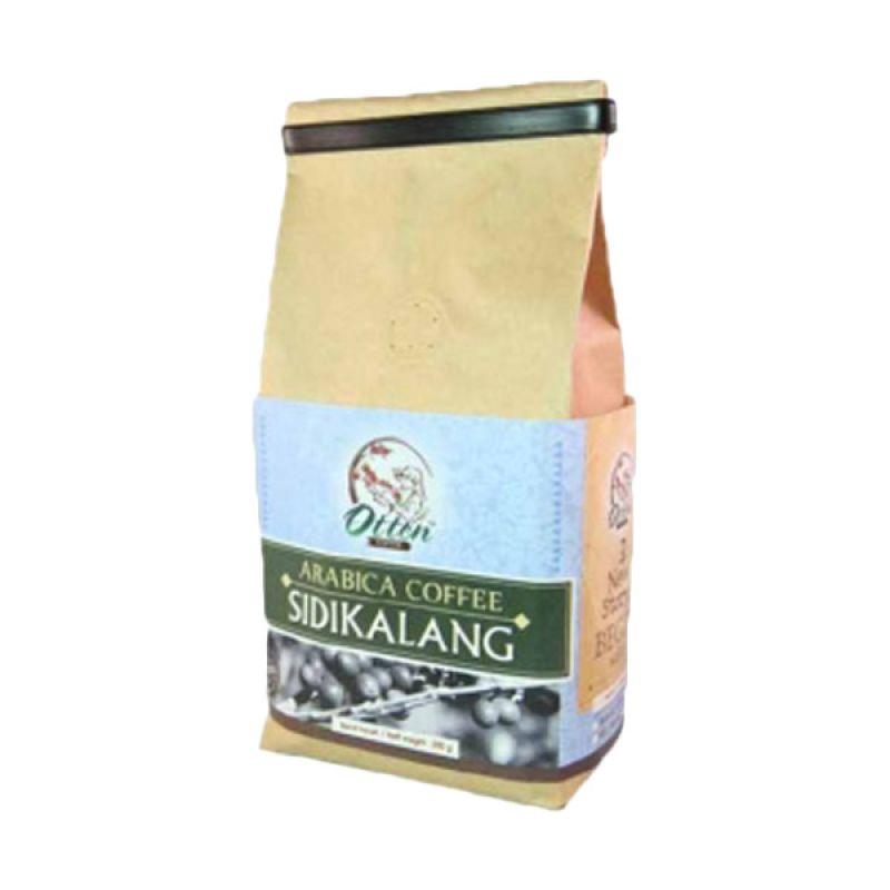 Otten Coffee Arabica Sidikalang Beans Kopi [200 g]