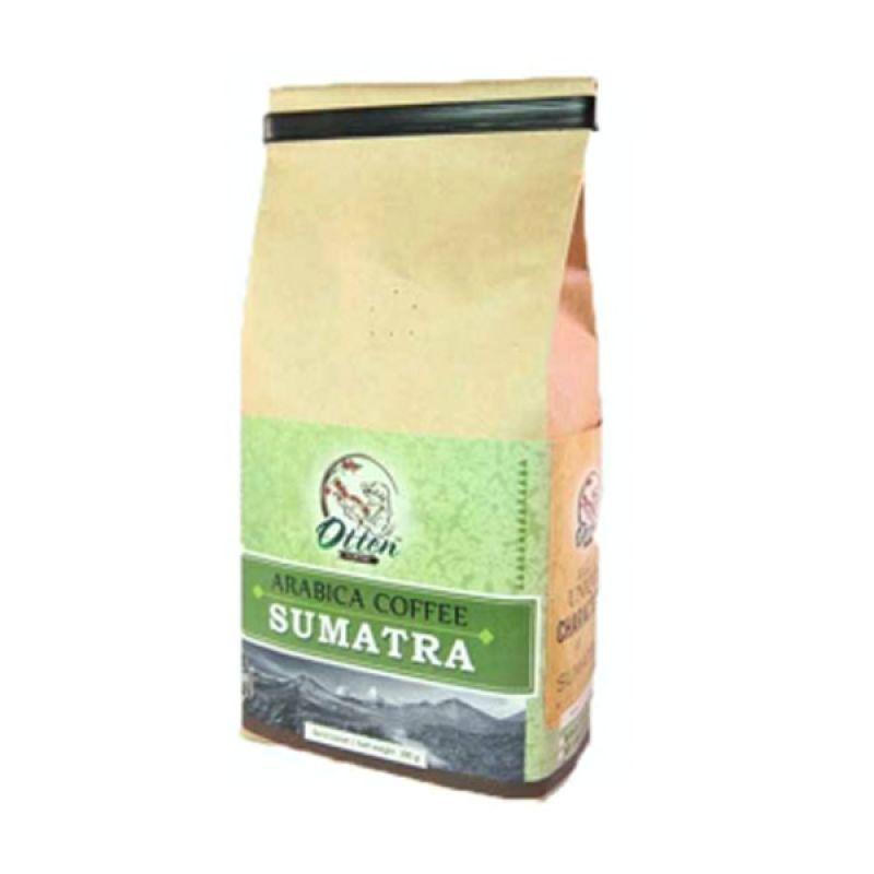 Otten Coffee Arabica Sumatra Bubuk 200 gr