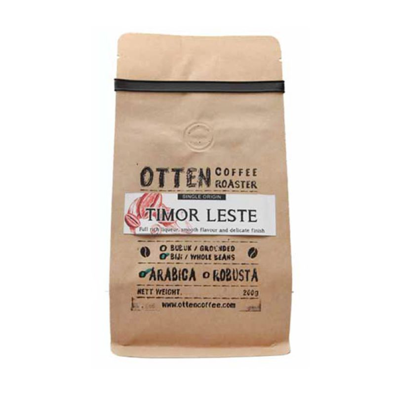 Otten Coffee Arabica Timor Leste Bubuk 200 gr