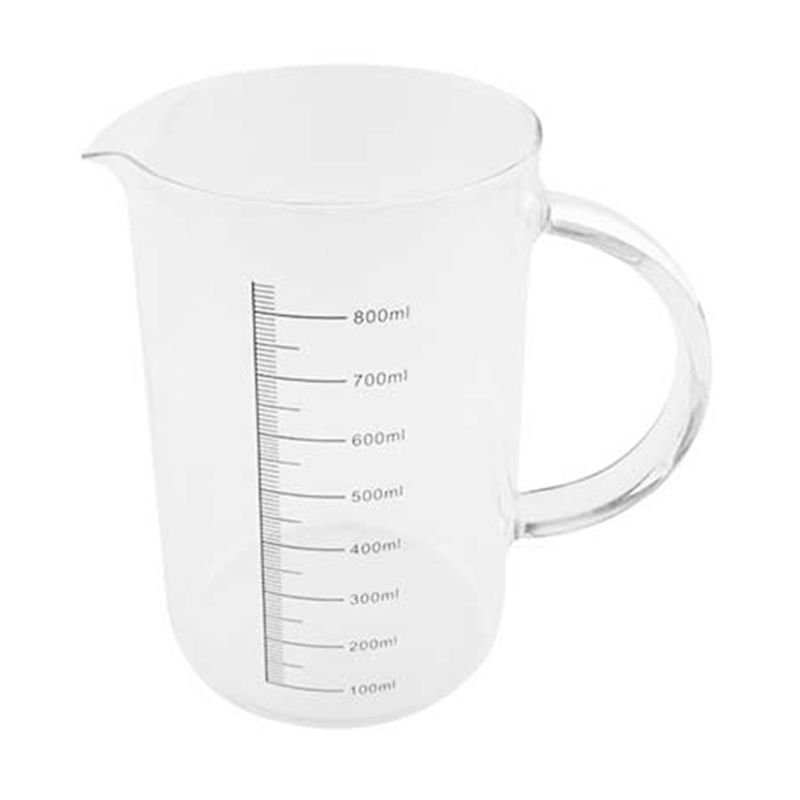 Otten Coffee Measuring Jug Glass [800 mL]