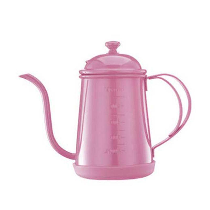 Tiamo HA1554PK Drip Coffee Pot Pink [700 mL]