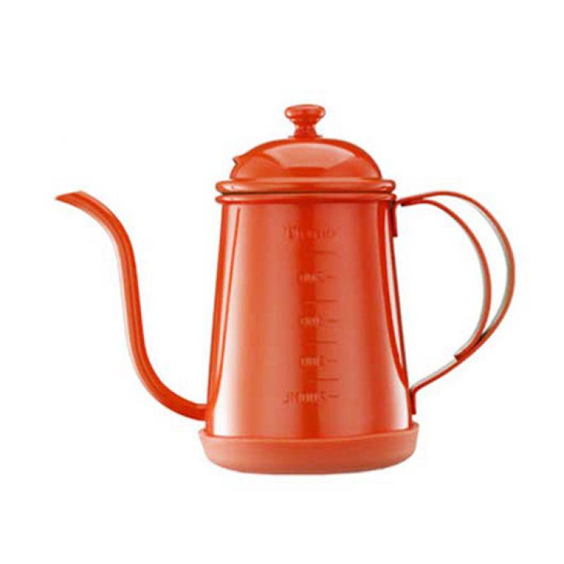 Tiamo HA1554OR Drip Coffee Pot Orange [700 mL]