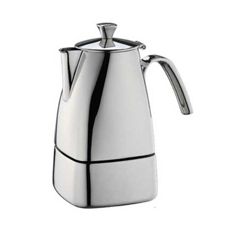 Tiamo HA2288 Putih Espresso Maker [6 Cups]
