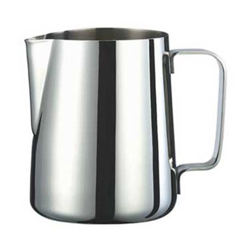 Tiamo Milk Pitcher HC7019 [300 mL] Silver