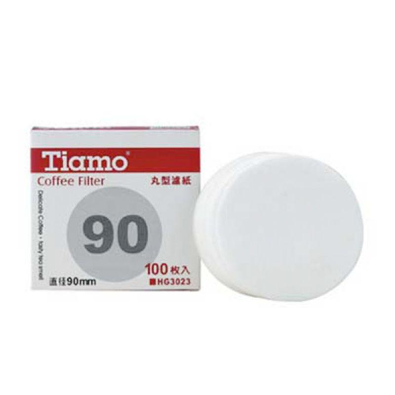 Tiamo HG3023 Round Paper Filter Kertas Penyaring Kopi [90mm]