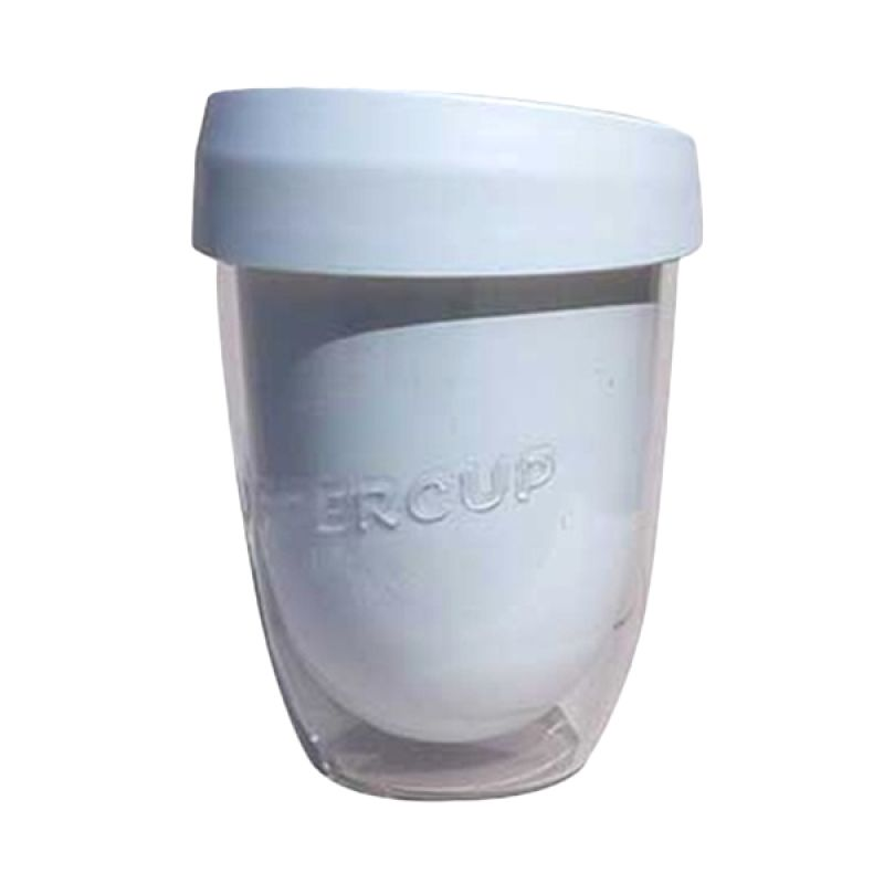 UpperCup White Botol Minum [12 oz/355 mL]