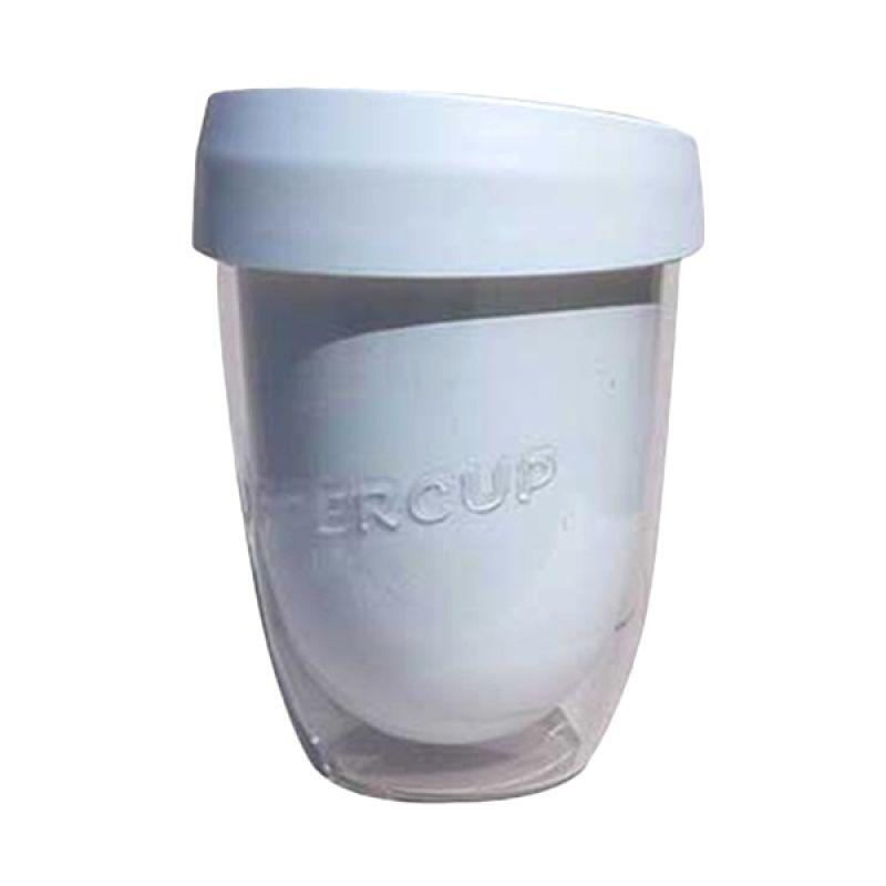 UpperCup White Botol Minum [8 oz/237 mL]