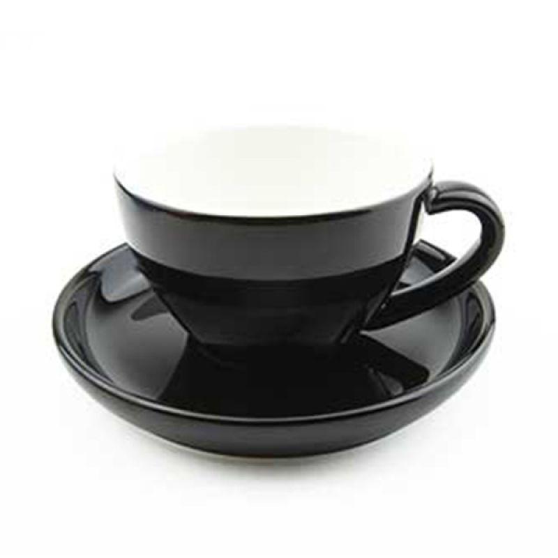 Yami Black Cangkir Porcelain [200 mL]
