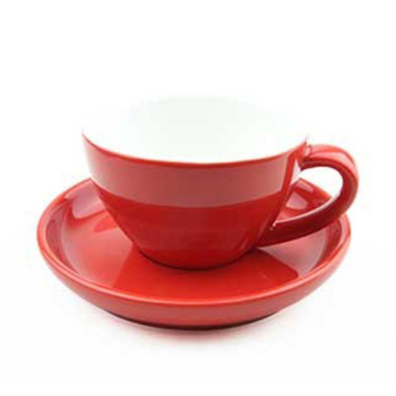 Yami Red Cangkir Porcelain [200 mL]