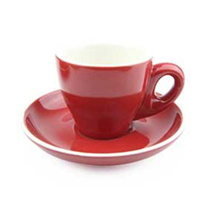 Yami Red Cangkir Porcelain [80 mL]