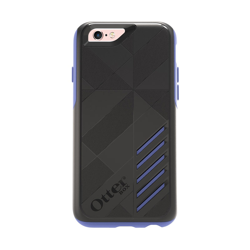 Otterbox Achiever Series Casing for iPhone 6s or 6 - Black Powder Moon