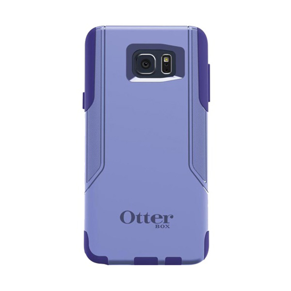 Otterbox Commuter Casing for Samsung Note 5 - Purple Amethyst