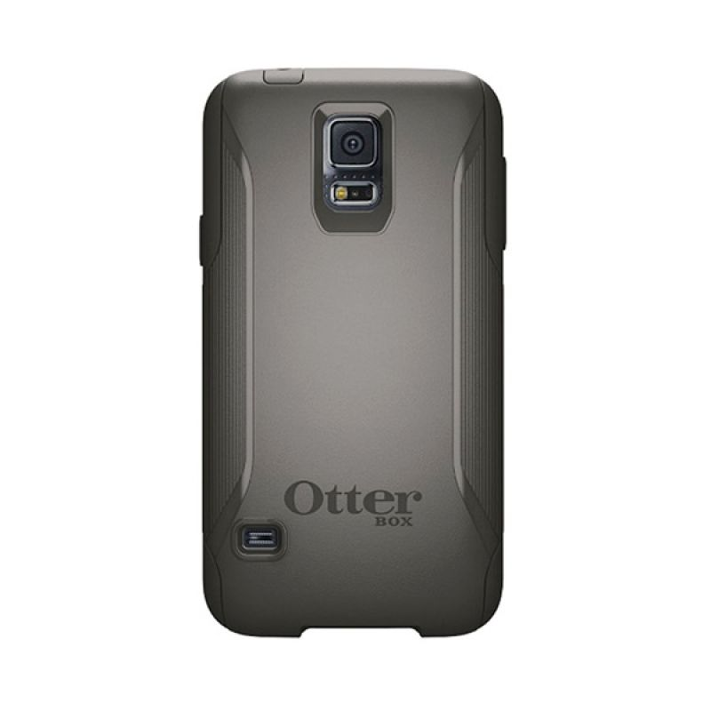 Otterbox Commuter Series Hitam Casing for Samsung Galaxy S5