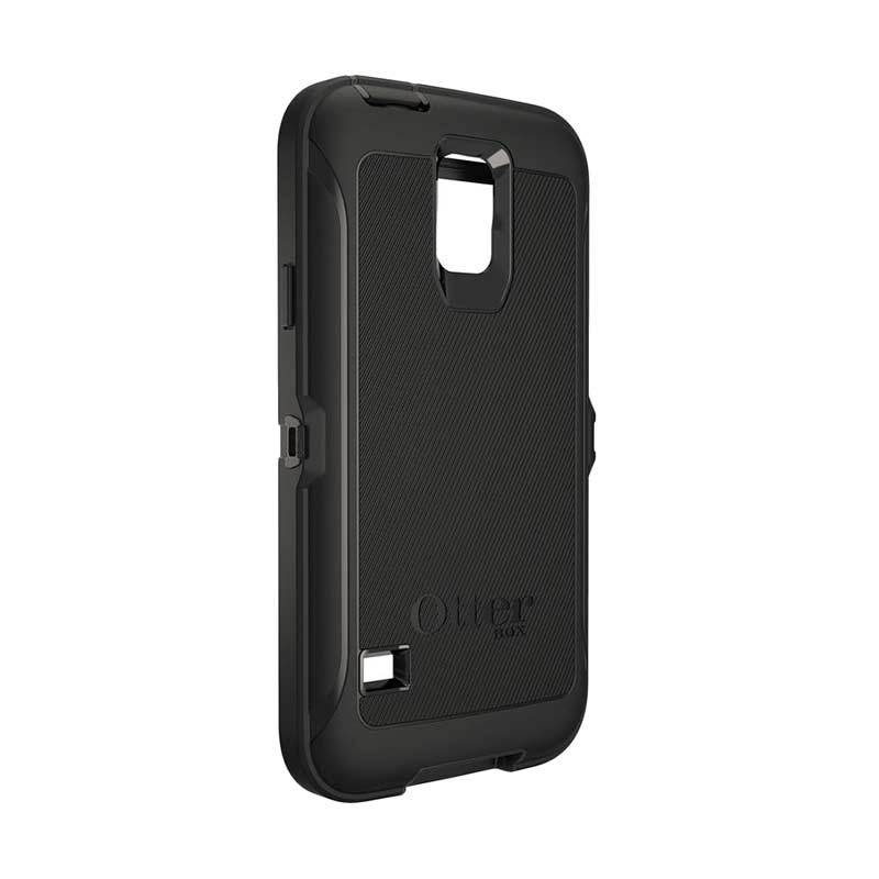 OtterBox Defender Casing for Samsung Galaxy S6 - Black