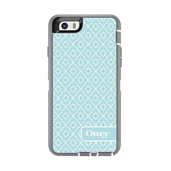 Otterbox Defender Casing for iPhone 6 - Moroccan Sky