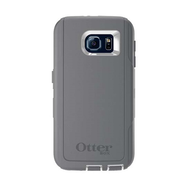 OtterBox Defender Casing for Samsung Galaxy S6 - Glacier