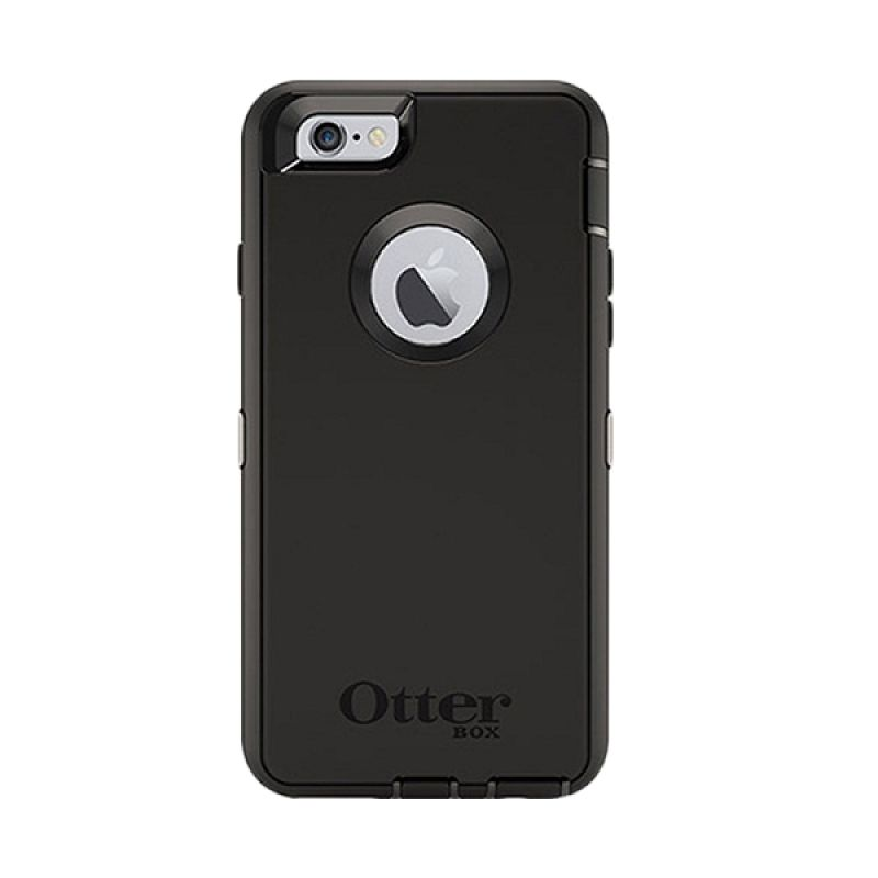 OtterBox Defender Series Black Casing for Apple iPhone 6