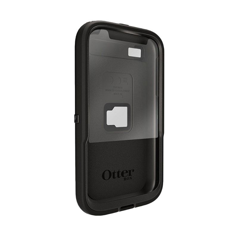 OtterBox Defender Casing for Blackberry Classic Q20 - Black