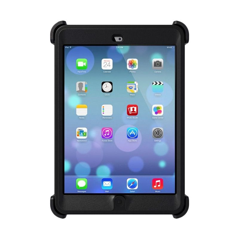 harga Otterbox Defender Series Black for Ipad Mini/Retina Display Blibli.com