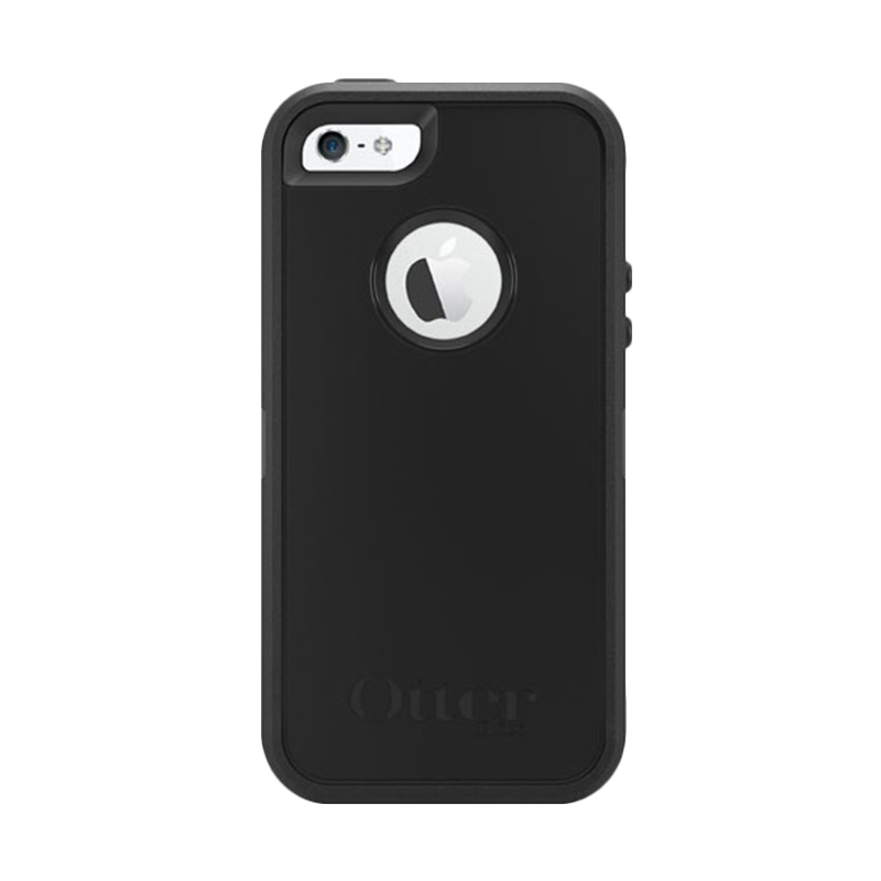 Otterbox Defender Series Casing for iPhone 5 or 5S - Black
