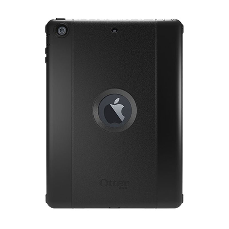 OtterBox Defender Series Casing for Apple iPad Air - Black