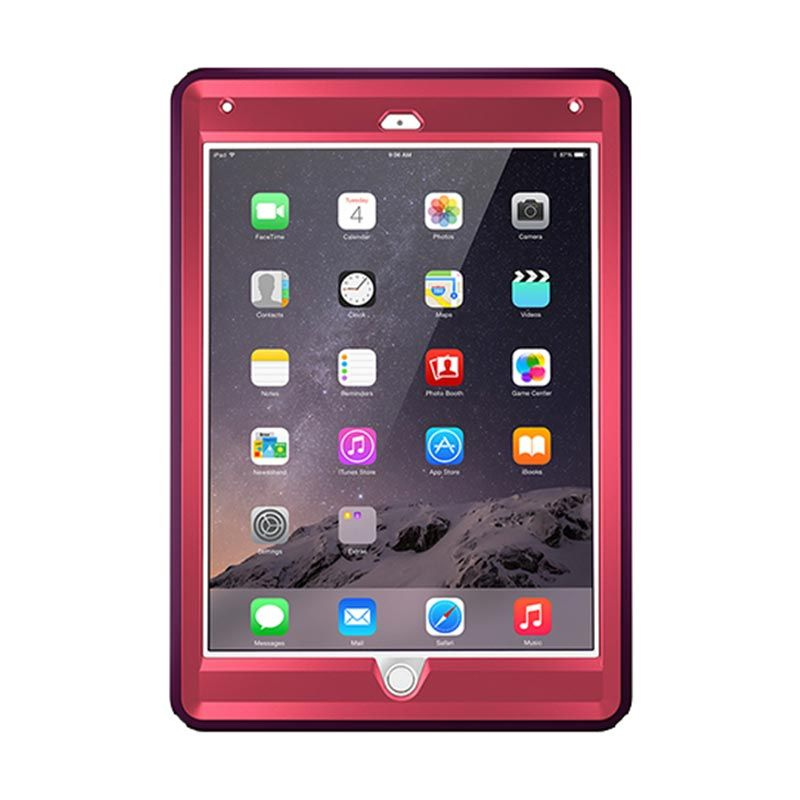 OtterBox Defender Series Crushed Damson Casing for Apple iPad Air 2