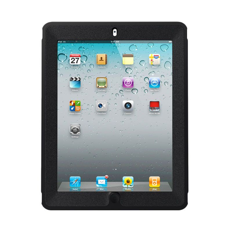 OtterBox Defender Series Black for Apple New iPad