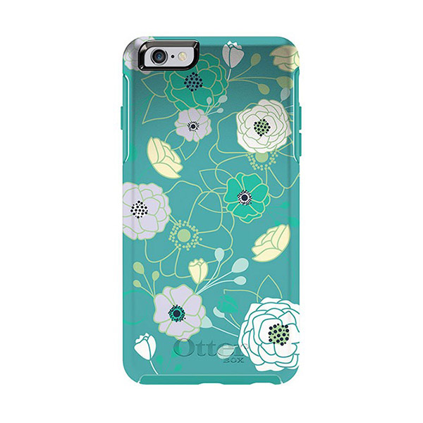 OtterBox Symmetry Casing for iPhone 6 Plus - Eden Teal