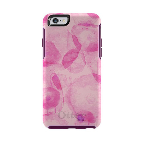 Otterbox Symmetry Casing for iPhone 6 Plus - Poppy Petal
