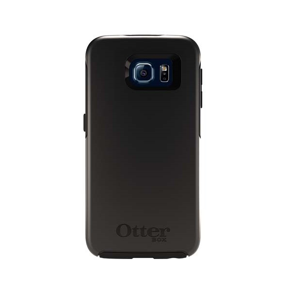 OtterBox Symmetry Casing for Samsung Galaxy S6 - Black