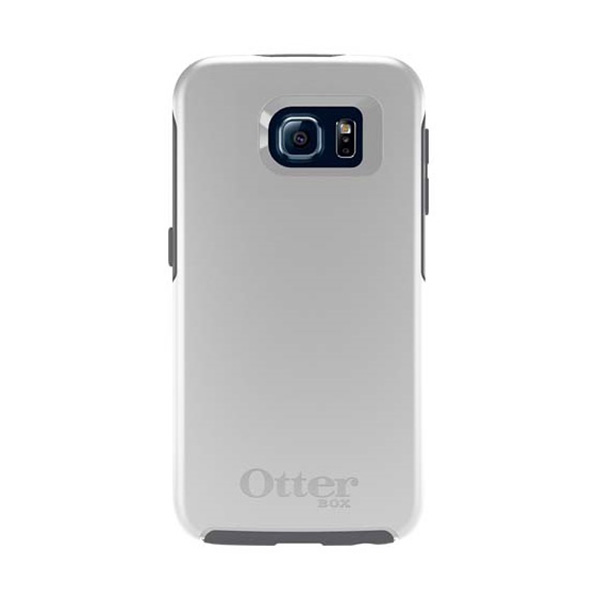 OtterBox Symmetry Casing for Samsung Galaxy S6 - Glacier