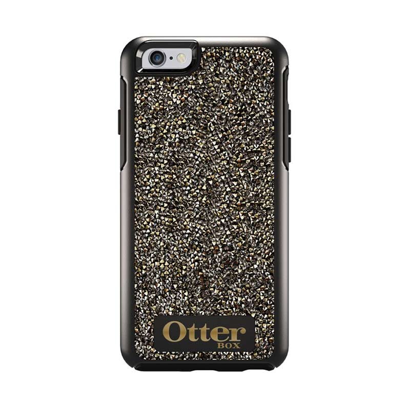 Otterbox Symmetry Series Crystal Edition Casing for iPhone 6S or 6 - Midnight Crystal