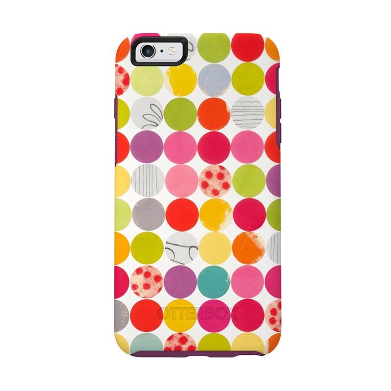 OtterBox Symmetry Series Gumballs Casing for Apple iPhone 6/6s