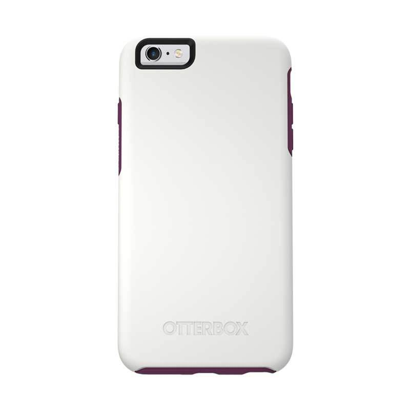 OtterBox Symmetry Series Frozen Plum for Apple iPhone 6/6s