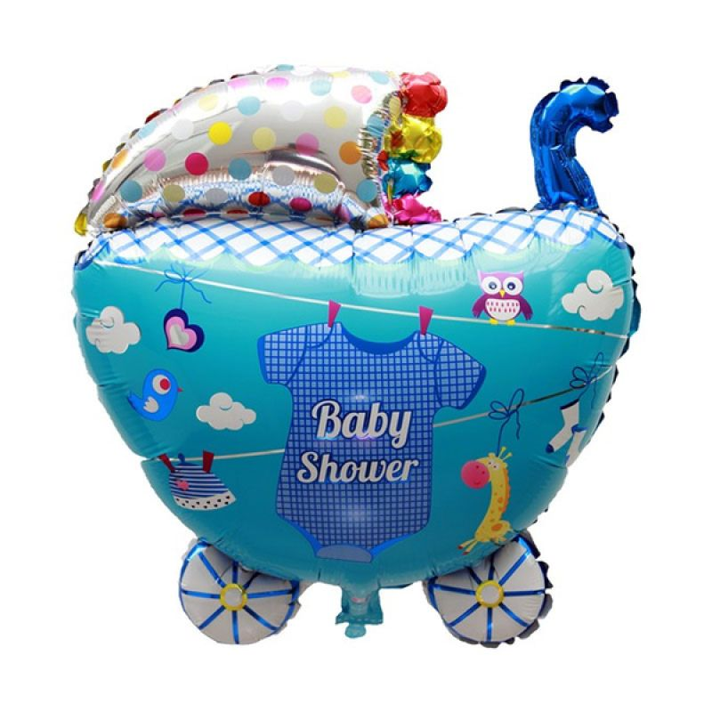 Our Dream Party Baby Shower Boy Balon