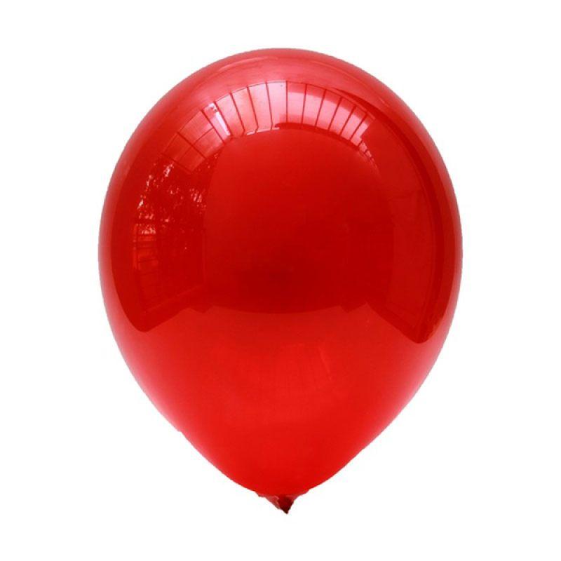 Our Dream Party Latex Doff Merah USA Balon
