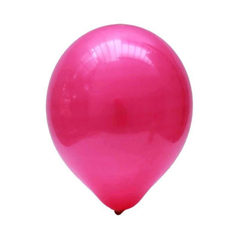 Our Dream Party Latex Doff Pink Tua USA Balon