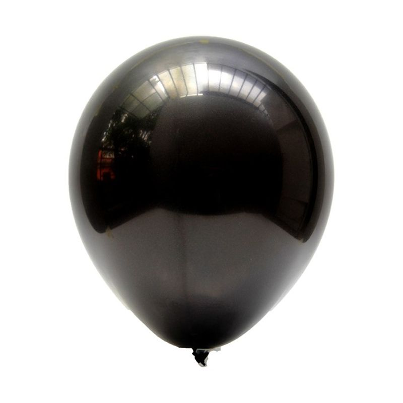 Our Dream Party Latex Doff Hitam Balon